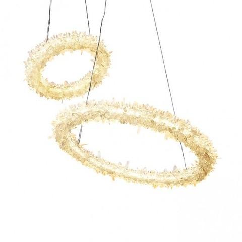 Подвесной светильник копия Diamond Ring by Christopher Boots D60