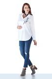 Блузка для беременных 08946 белый