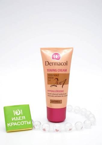 Dermacol Тональный крем для безупречного макияжа 2в1, 30мл