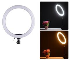 кольцевой светодиодный осветитель 26 см ring fill light control