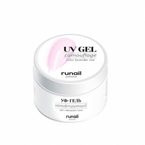 RuNail, Камуфлирующий УФ-гель №4065