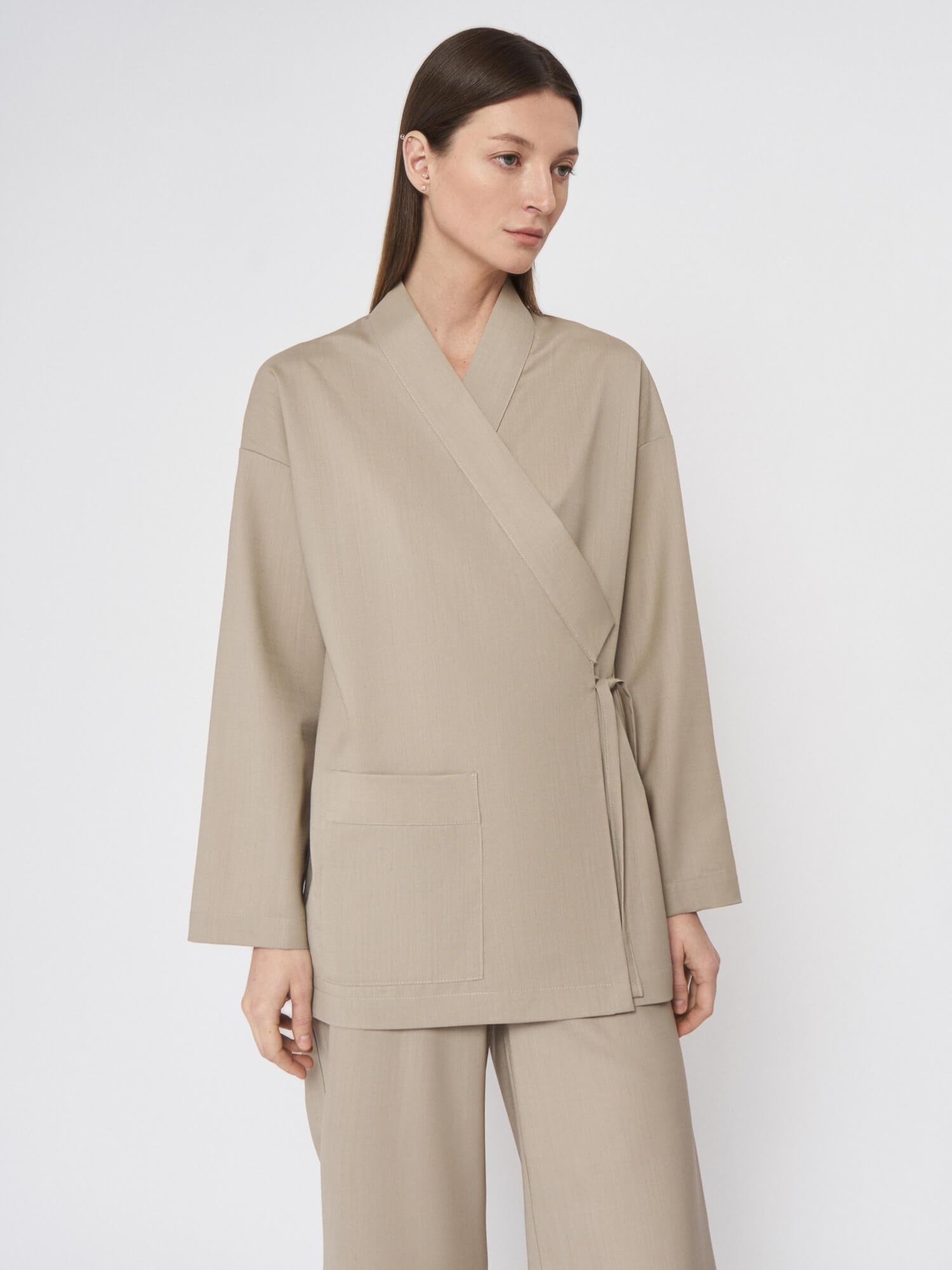 Блуза–кимоно Saori