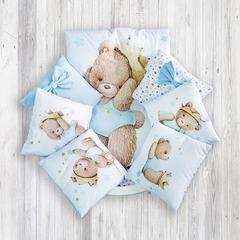 """Комплект для детской кроватки """"Маленький Принц"""""""