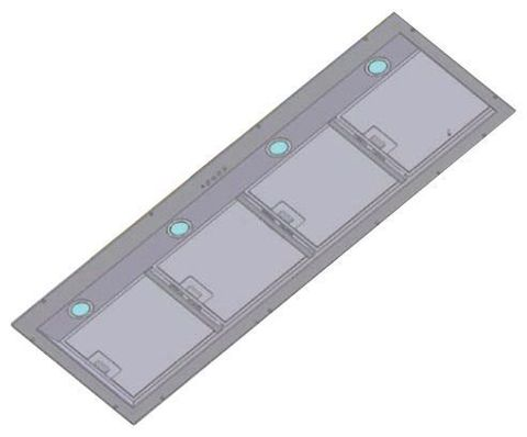 Встраиваемая вытяжка ILVE IAG-150