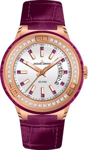 Купить Наручные часы Jacques Lemans 1-1776H по доступной цене