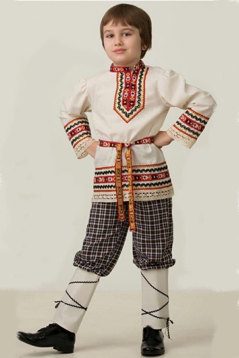 Славянский костюм (мальчик)