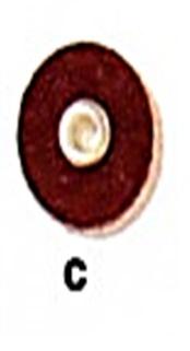 Диски полировочные Sof-Lex 8690 C