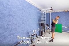 Усиленная шведская стенка с блочным тренажером №6