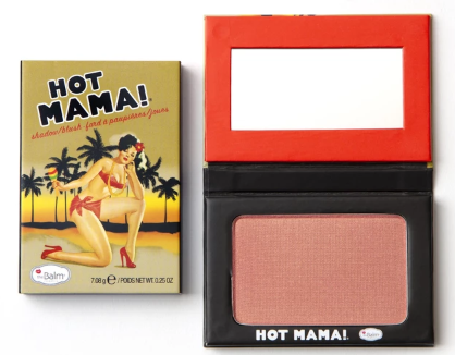 theBalm Hot Mama! румяна 7 г