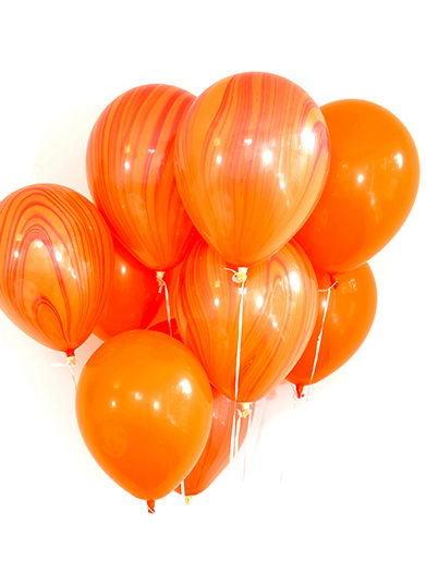 Супер Агат Red Orange
