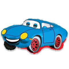 F Веселый гонщик (синий), 32
