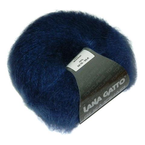 Купить Пряжа Lana Gatto Silk Mohair Код цвета 6035   Интернет-магазин пряжи «Пряха»