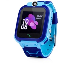 Детские GPS часы Smart Baby Watch Wonlex GW600S