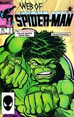 Web of Spider-Man #7
