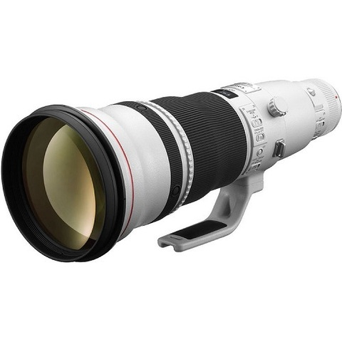 Объектив Canon EF 600mm f/4L II IS USM White для Canon