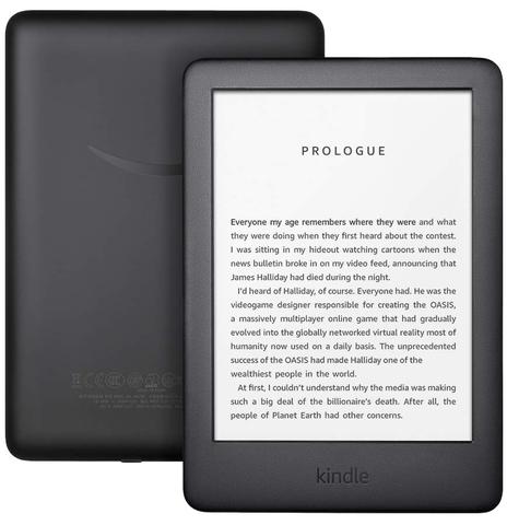 Электронная книга Amazon Kindle 2019 8Gb Black (черная)