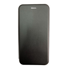 Чехол книжка Fashion Case черного цвета для Xiaomi Mi А2