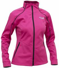 Утепленная лыжная куртка Ray Race WS Rasberry женская