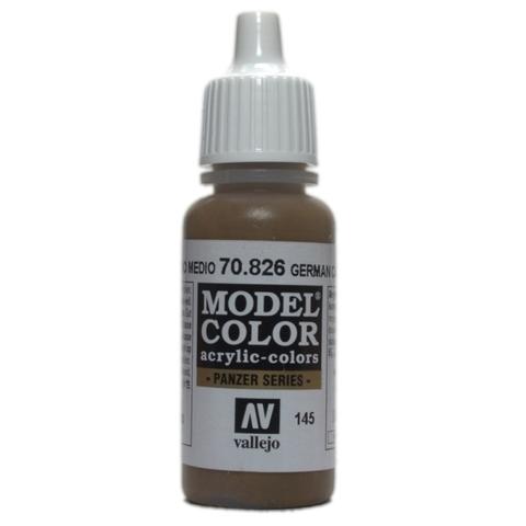 Model Color German Cam.Med.Brown 17 ml.