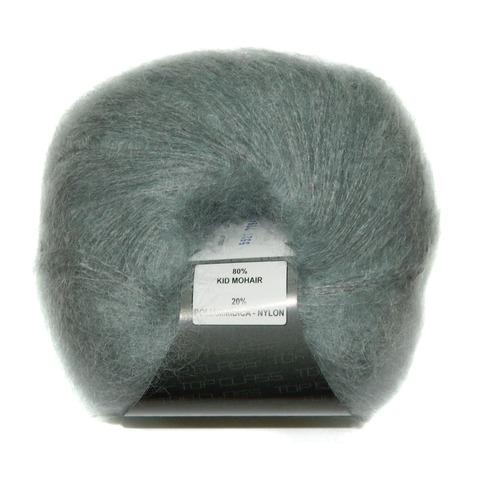 Пряжа Lana Gatto Mohair Royal 05521 серый