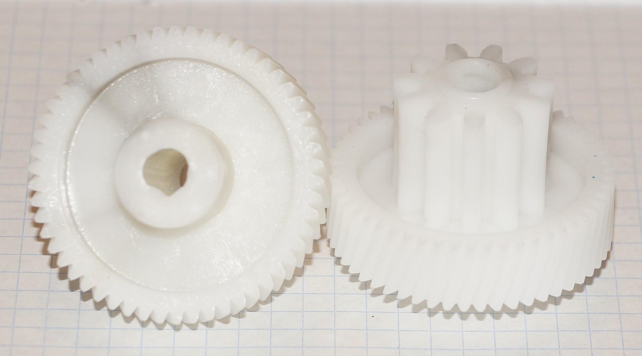 Шестерня мясорубки Saturn, Дельта 11 зуб.