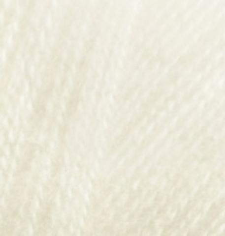Купить Пряжа Alize Angora Real 40 Код цвета 001 | Интернет-магазин пряжи «Пряха»