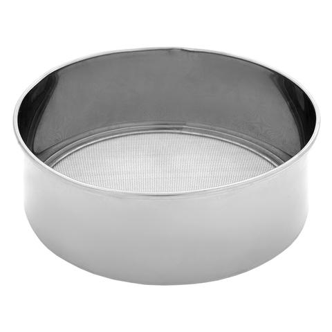 Сито для муки 15х5 см, металлическое