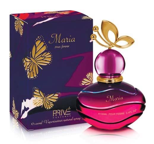 Пробник для Maria Мария парфюмерная вода жен. 1 мл от Эмпер Emper