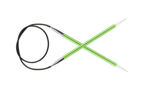 Спицы KnitPro Zing круговые 3.5 мм/80 см 47127