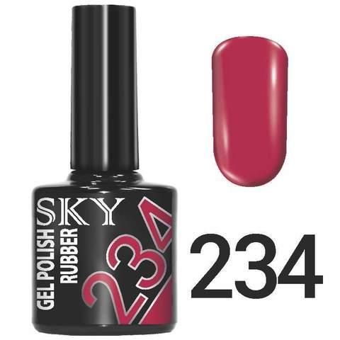 Sky Гель-лак трёхфазный тон №234 10мл