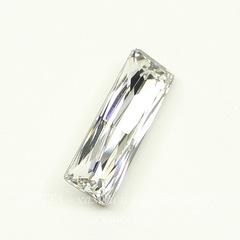 4547 Ювелирные стразы Сваровски Crystal (24х8 мм)
