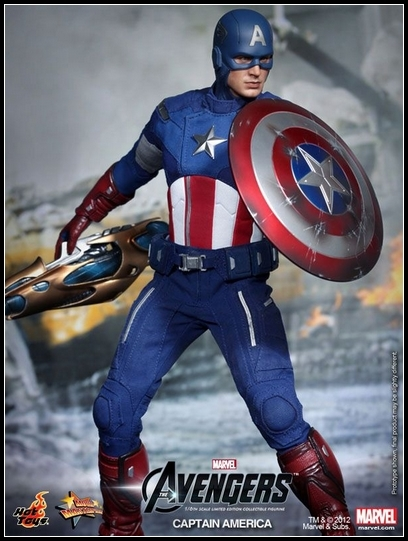 Marvel The Avengers - Captain America