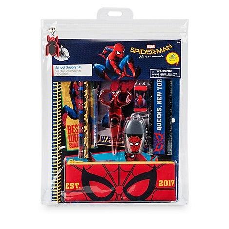 Школьный набор «Человек-паук» - Disney