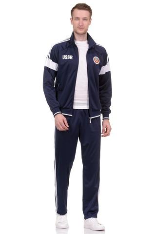 Спортивный костюм USSR 10M-AS-1254 синий