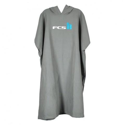 Пончо FCS микрофибра, Grey