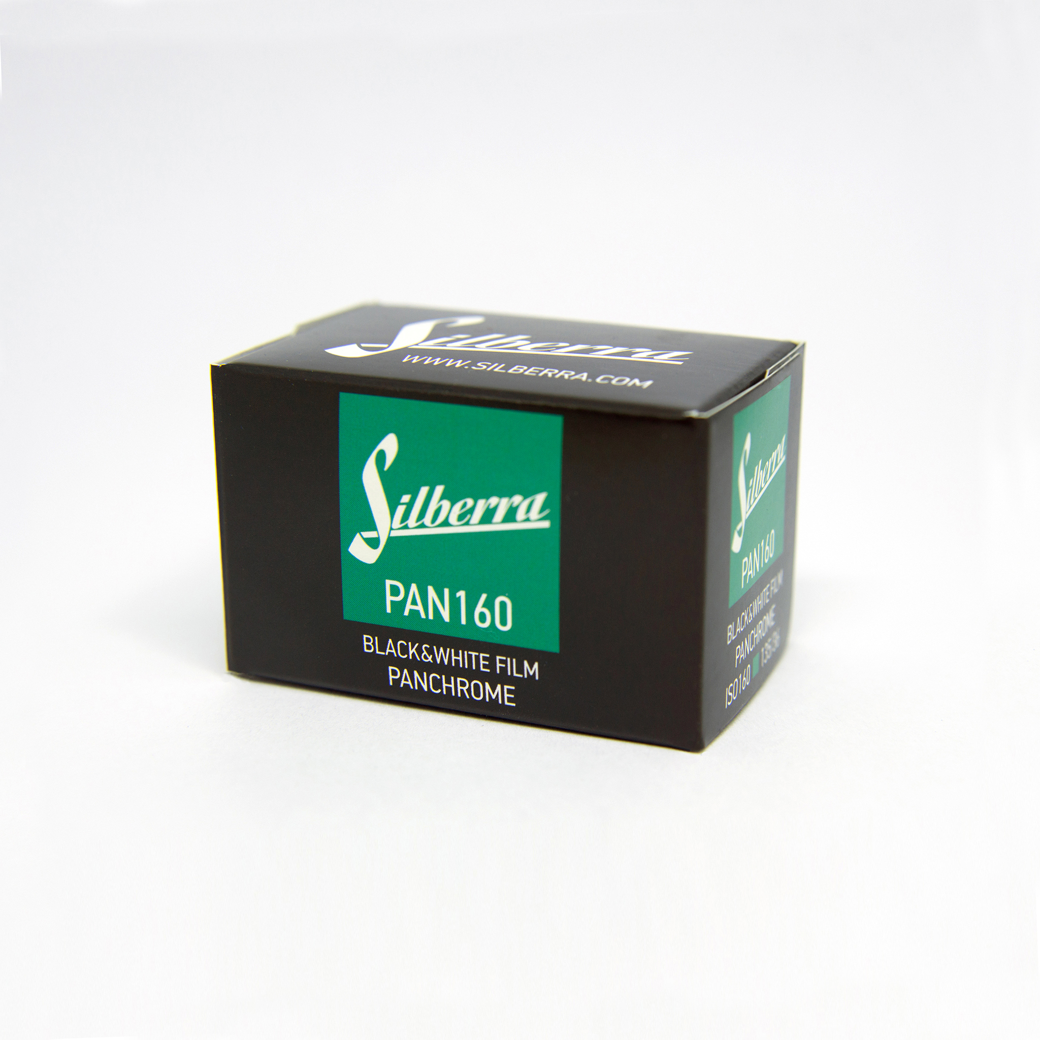 Фотопленка Silberra PAN160, ISO 160, 135/36