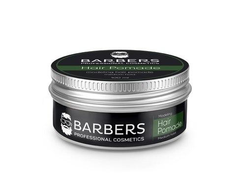 Помада для волос Barbers Modeling Hair Pomade Medium Hold 100 мл (1)
