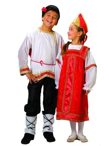 Костюм Иванушка 2