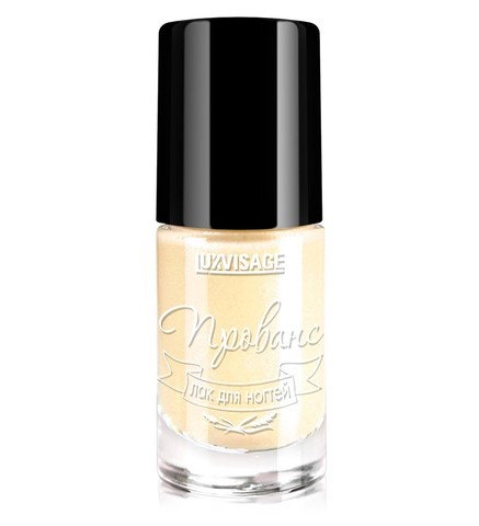 LuxVisage Прованс Лак для ногтей тон 151 (шампань) 9г
