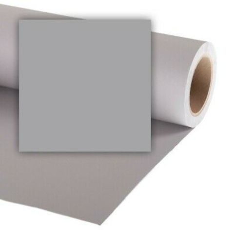 Фон бумажный Colorama LL CO905 2,18x11m Storm Grey