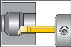 Копирный резец внутренний левый 4,2 мм