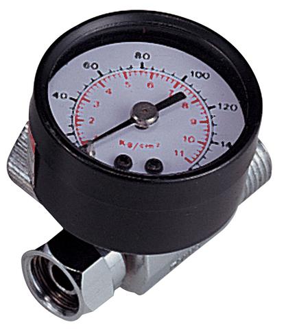 ACC-3806R Регулятор воздуха с манометром для
