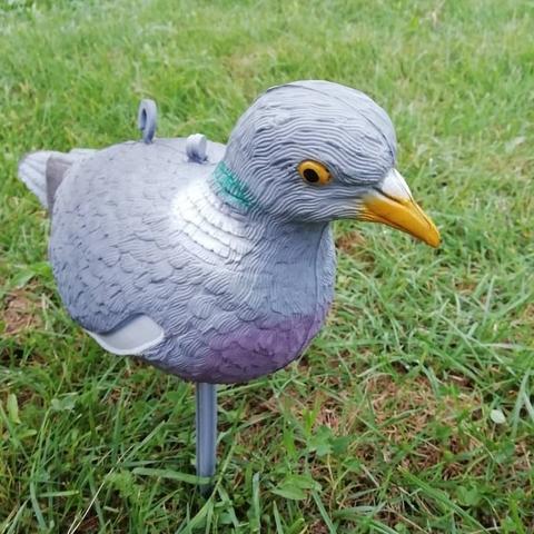 Полнокорпусные чучела голубя вяхиря Sport Plast