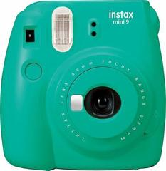 Fujifilm Instax Mini 9 Instant Camera - Arcadia Green