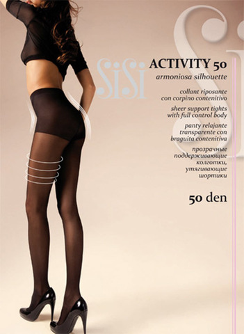 Колготки Activity 50 Sisi