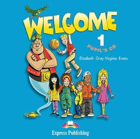 WELCOME 1 Student's AUDIO CD-DIALOGUE