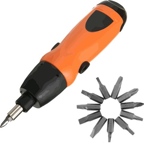 беспроводная аккумуляторная электроотвертка x-power (отвертка на батарейках 6 Вольт)