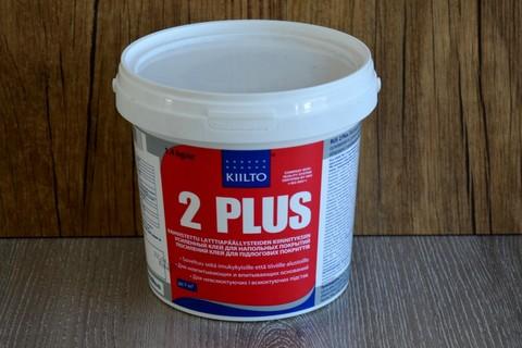 Клей для ПВХ покрытий Kiilto 2 Plus 1,4 кг