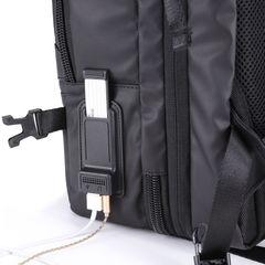 Рюкзак-трансформер Arctic Hunter B00350 тёмно-серый с ромбом