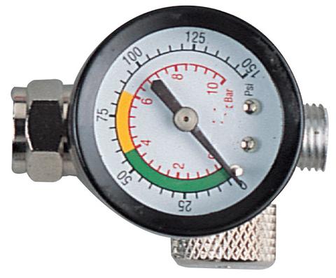 ACC-609 Регулятор воздуха с манометром для